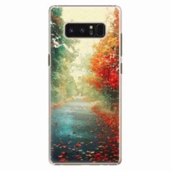 Plastové pouzdro iSaprio - Autumn 03 - Samsung Galaxy Note 8