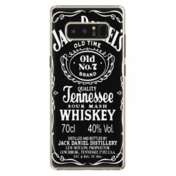Plastové pouzdro iSaprio - Jack Daniels - Samsung Galaxy Note 8