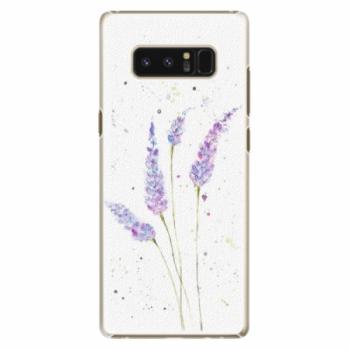 Plastové pouzdro iSaprio - Lavender - Samsung Galaxy Note 8