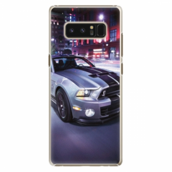 Plastové pouzdro iSaprio - Mustang - Samsung Galaxy Note 8