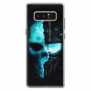 Plastové pouzdro iSaprio - Roboskull - Samsung Galaxy Note 8
