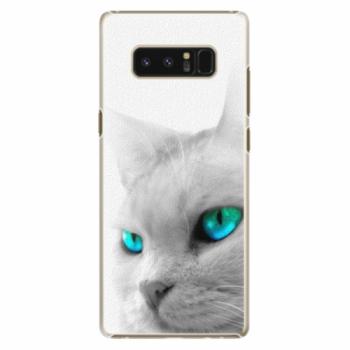 Plastové pouzdro iSaprio - Cats Eyes - Samsung Galaxy Note 8