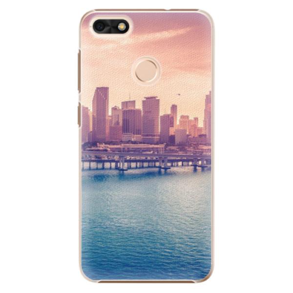Plastové pouzdro iSaprio - Morning in a City - Huawei P9 Lite Mini