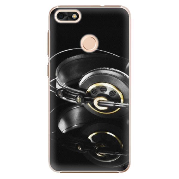 Plastové pouzdro iSaprio - Headphones 02 - Huawei P9 Lite Mini