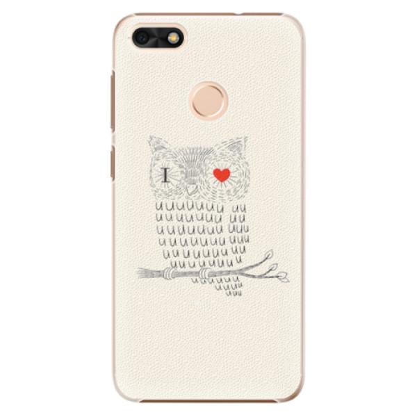 Plastové pouzdro iSaprio - I Love You 01 - Huawei P9 Lite Mini