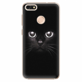 Plastové pouzdro iSaprio - Black Cat - Huawei P9 Lite Mini