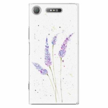 Plastové pouzdro iSaprio - Lavender - Sony Xperia XZ1