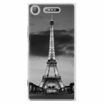 Plastové pouzdro iSaprio - Midnight in Paris - Sony Xperia XZ1
