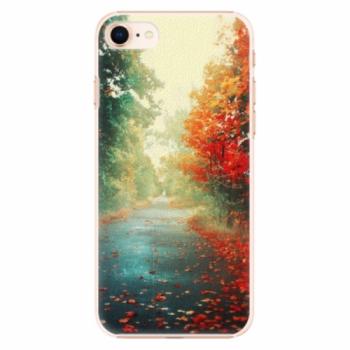 Plastové pouzdro iSaprio - Autumn 03 - iPhone 8