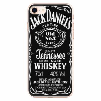 Plastové pouzdro iSaprio - Jack Daniels - iPhone 8
