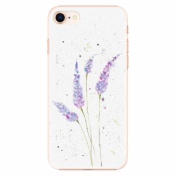 Plastové pouzdro iSaprio - Lavender - iPhone 8