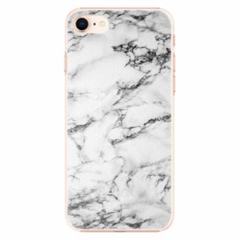 Plastové pouzdro iSaprio - White Marble 01 - iPhone 8