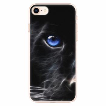 Plastové pouzdro iSaprio - Black Puma - iPhone 8