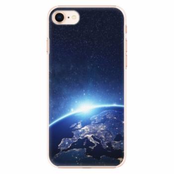 Plastové pouzdro iSaprio - Earth at Night - iPhone 8