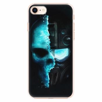 Plastové pouzdro iSaprio - Roboskull - iPhone 8