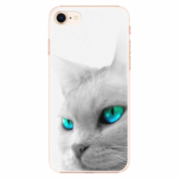 Plastové pouzdro iSaprio - Cats Eyes - iPhone 8