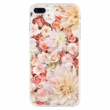 Plastové pouzdro iSaprio - Flower Pattern 06 - iPhone 8 Plus