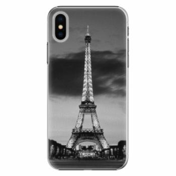 Plastové pouzdro iSaprio - Midnight in Paris - iPhone X
