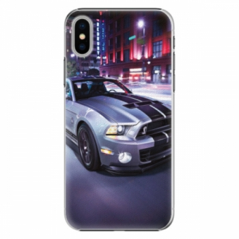 Plastové pouzdro iSaprio - Mustang - iPhone X
