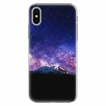 Plastové pouzdro iSaprio - Milky Way - iPhone X
