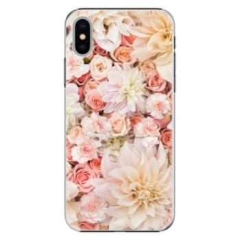 Plastové pouzdro iSaprio - Flower Pattern 06 - iPhone X