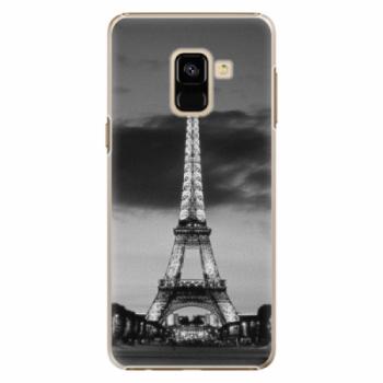 Plastové pouzdro iSaprio - Midnight in Paris - Samsung Galaxy A8 2018