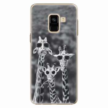 Plastové pouzdro iSaprio - Sunny Day - Samsung Galaxy A8 2018