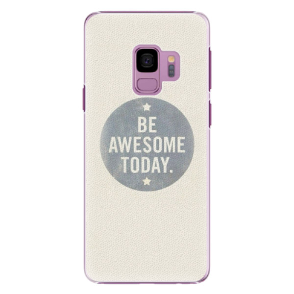 Plastové pouzdro iSaprio - Awesome 02 - Samsung Galaxy S9