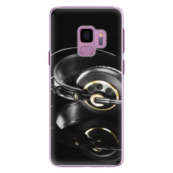 Plastové pouzdro iSaprio - Headphones 02 - Samsung Galaxy S9