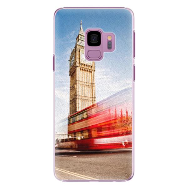 Plastové pouzdro iSaprio - London 01 - Samsung Galaxy S9