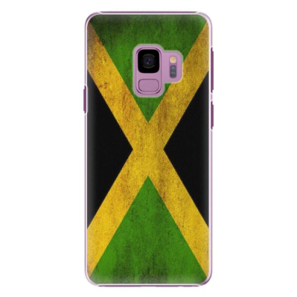 Plastové pouzdro iSaprio - Flag of Jamaica - Samsung Galaxy S9