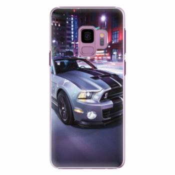 Plastové pouzdro iSaprio - Mustang - Samsung Galaxy S9