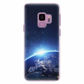 Plastové pouzdro iSaprio - Earth at Night - Samsung Galaxy S9