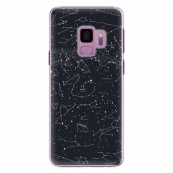 Plastové pouzdro iSaprio - Night Sky 01 - Samsung Galaxy S9