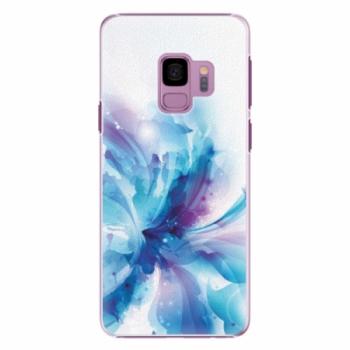 Plastové pouzdro iSaprio - Abstract Flower - Samsung Galaxy S9