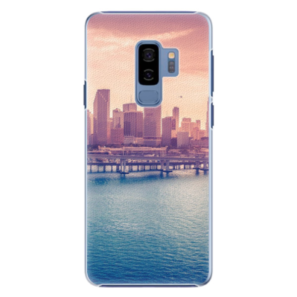 Plastové pouzdro iSaprio - Morning in a City - Samsung Galaxy S9 Plus