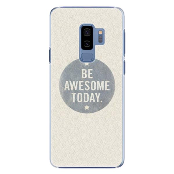 Plastové pouzdro iSaprio - Awesome 02 - Samsung Galaxy S9 Plus