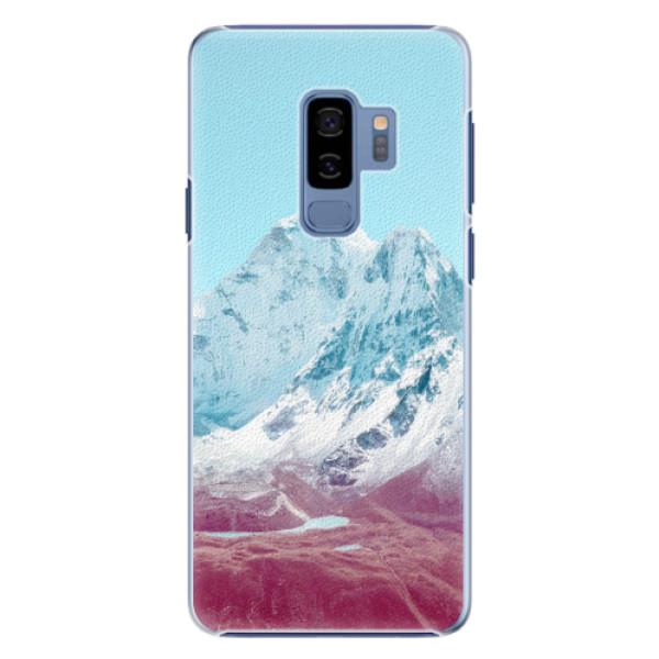 Plastové pouzdro iSaprio - Highest Mountains 01 - Samsung Galaxy S9 Plus