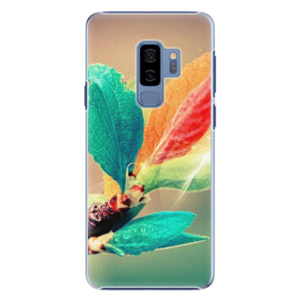 Plastové pouzdro iSaprio - Autumn 02 - Samsung Galaxy S9 Plus