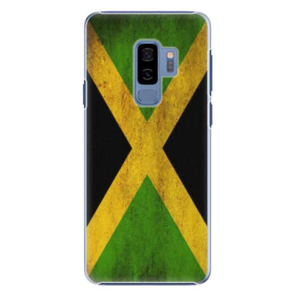 Plastové pouzdro iSaprio - Flag of Jamaica - Samsung Galaxy S9 Plus