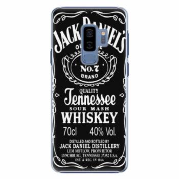 Plastové pouzdro iSaprio - Jack Daniels - Samsung Galaxy S9 Plus