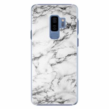 Plastové pouzdro iSaprio - White Marble 01 - Samsung Galaxy S9 Plus
