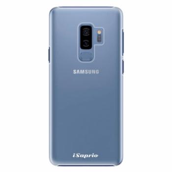 Plastové pouzdro iSaprio - 4Pure - mléčný bez potisku - Samsung Galaxy S9 Plus