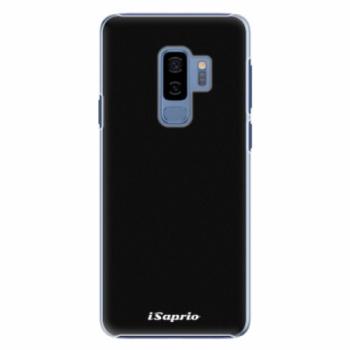 Plastové pouzdro iSaprio - 4Pure - černý - Samsung Galaxy S9 Plus