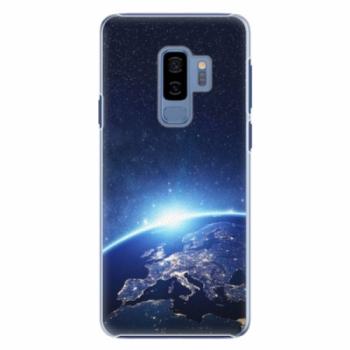 Plastové pouzdro iSaprio - Earth at Night - Samsung Galaxy S9 Plus