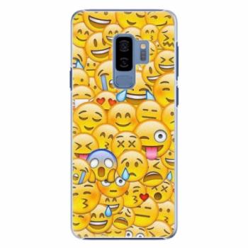 Plastové pouzdro iSaprio - Emoji - Samsung Galaxy S9 Plus