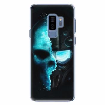 Plastové pouzdro iSaprio - Roboskull - Samsung Galaxy S9 Plus