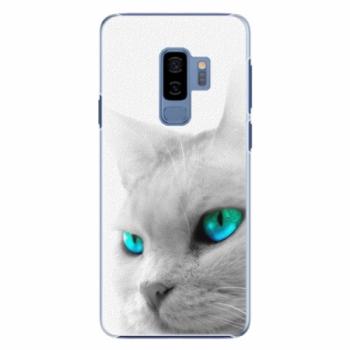 Plastové pouzdro iSaprio - Cats Eyes - Samsung Galaxy S9 Plus