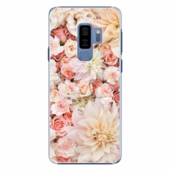 Plastové pouzdro iSaprio - Flower Pattern 06 - Samsung Galaxy S9 Plus
