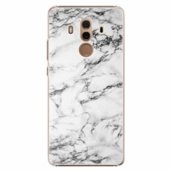 Plastové pouzdro iSaprio - White Marble 01 - Huawei Mate 10 Pro